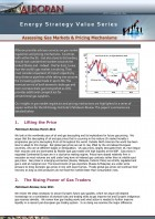 Assessing Gas Markets & Pricing Mechanisms