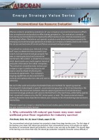 Unconventional Gas Resource Evaluation