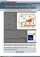 Change Management & Strategy Implementation